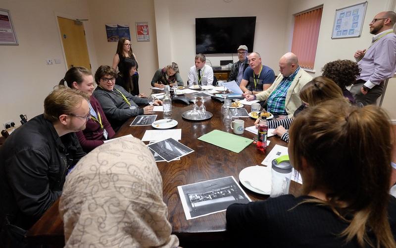 Events Team Meeting at Cygnet Hospital Bierley